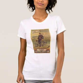 Vintage Howe Bicycles and Tricycles Ad T-Shirt