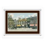 Vintage Huddersfield Postcard