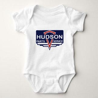Vintage Hudson parts sign Baby Bodysuit