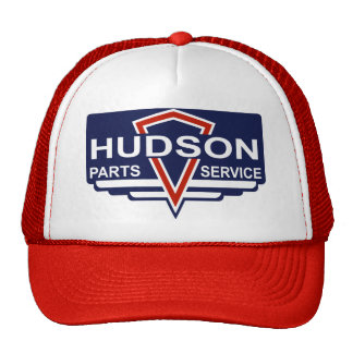 Vintage Hudson parts sign Cap