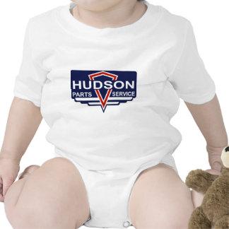 Vintage Hudson parts sign Romper