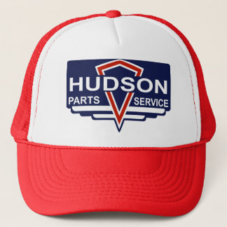 Vintage Hudson parts sign Trucker Hat