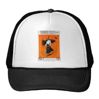Vintage Humber Bike Advertisement Trucker Hat