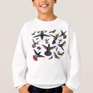 Vintage Hummingbirds Sweatshirt