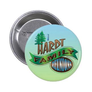 Vintage I Hardt Family Reunions Pins