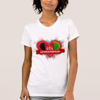 Vintage I Love Afghanistan T-Shirt