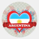 Vintage I Love Argentina