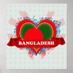 Vintage I Love Bangladesh