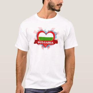 Vintage I Love Bulgaria T-Shirt