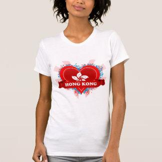 Vintage I Love Hong Kong T-Shirt