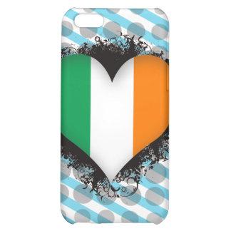 Vintage I Love Ireland Case For iPhone 5C