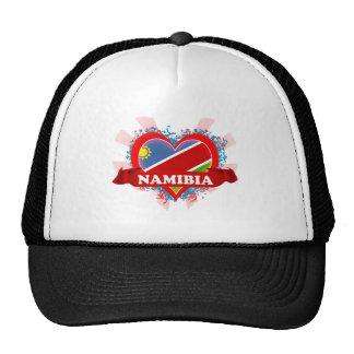 Vintage I Love Namibia Hats
