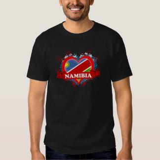 Vintage I Love Namibia Shirts