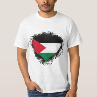 Vintage I Love Palestine T-Shirt