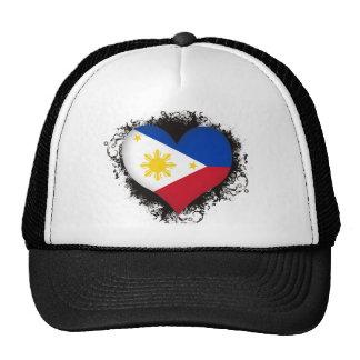 Vintage I Love Philippines Cap