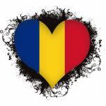 Vintage I Love Romania