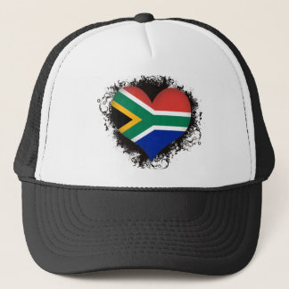 Vintage I Love South Africa Trucker Hat