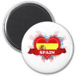 Vintage I Love Spain