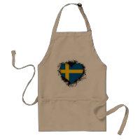 Vintage I Love Sweden
