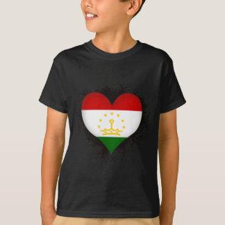 Vintage I Love Tajikistan T-Shirt
