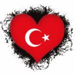 Vintage I Love Turkey