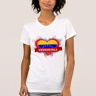 Vintage I Love Venezuela T-Shirt