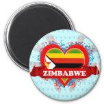 Vintage I Love Zimbabwe