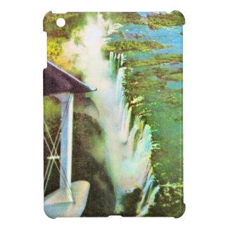 Vintage image, Africa, Victoria Falls iPad Mini Case