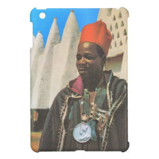 Vintage image, Ghana, African chief Cover For The iPad Mini