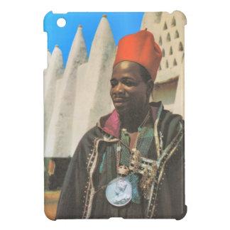 Vintage image, Ghana, African chief iPad Mini Cover