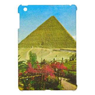 Vintage image, Great Pyramid at Giza iPad Mini Covers