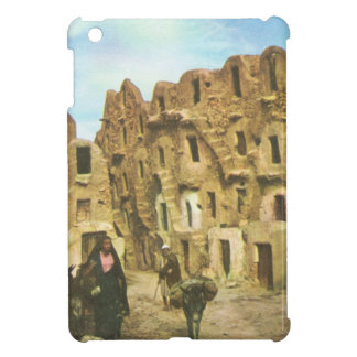 Vintage image, Medenine Tunisia Cover For The iPad Mini