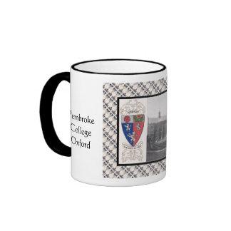 Vintage image, Pembroke, Oxford Mug