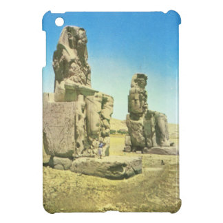 Vintage image, Thebes, Colossus of Memnon Cover For The iPad Mini