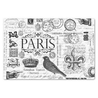 Vintage Impression Tissue Paper