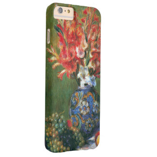 Vintage Impressionism, Flowers and Fruit by Renoir Barely There iPhone 6 Plus Case