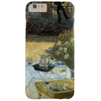 Vintage Impressionism, Luncheon by Claude Monet Barely There iPhone 6 Plus Case
