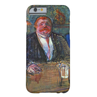 Vintage Impressionism, The Bar by Toulouse Lautrec Barely There iPhone 6 Case