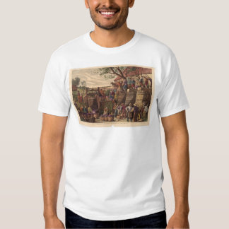 Vintage in California (0604A) Tee Shirts