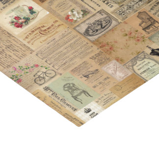 Vintage in Print Tissue Paper