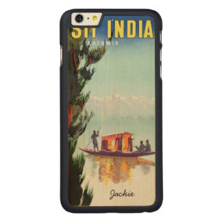 Vintage India Travel Poster custom cases