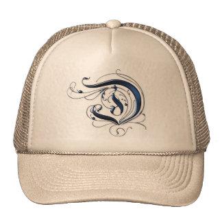 Vintage Initial D Hat