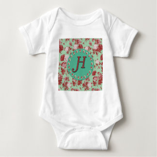Vintage Initial H T-shirts