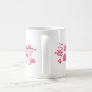 Vintage Inspired Pink GB 11 oz. Mug