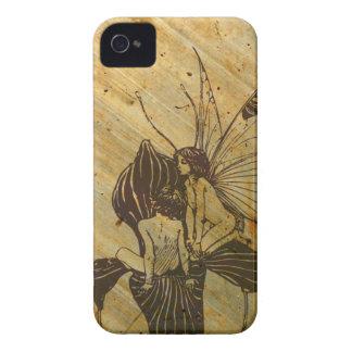 Vintage iPhone Case -- Fairies iPhone 4 Case-Mate Cases