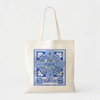 Vintage Ireland Budget Tote Bag