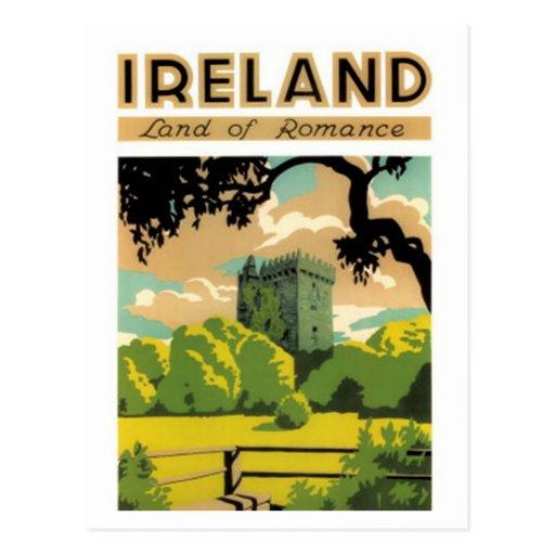 Vintage Ireland - Postcards