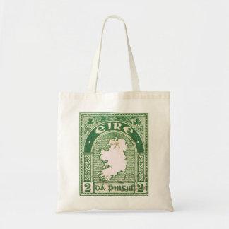 Vintage Ireland Tote Bag