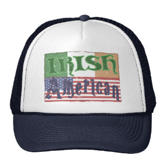 Vintage Irish American Hat
