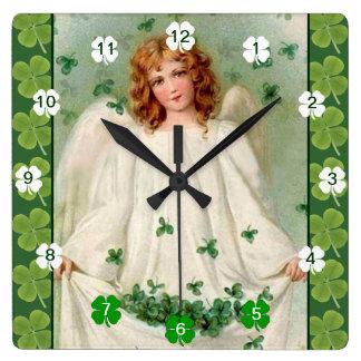 Vintage Irish Angel clock